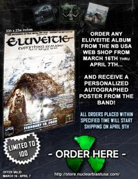 Постер Eluveitie